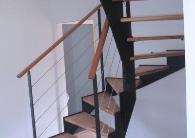 cables escalier