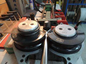 presse hydraulique pour cables gréements